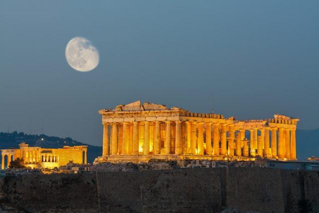 Το εκπληκτικό κείμενο για την Ελλάδα: Γκρεμίστε όλη την Ελλάδα σε βάθος 100 μέτρων…