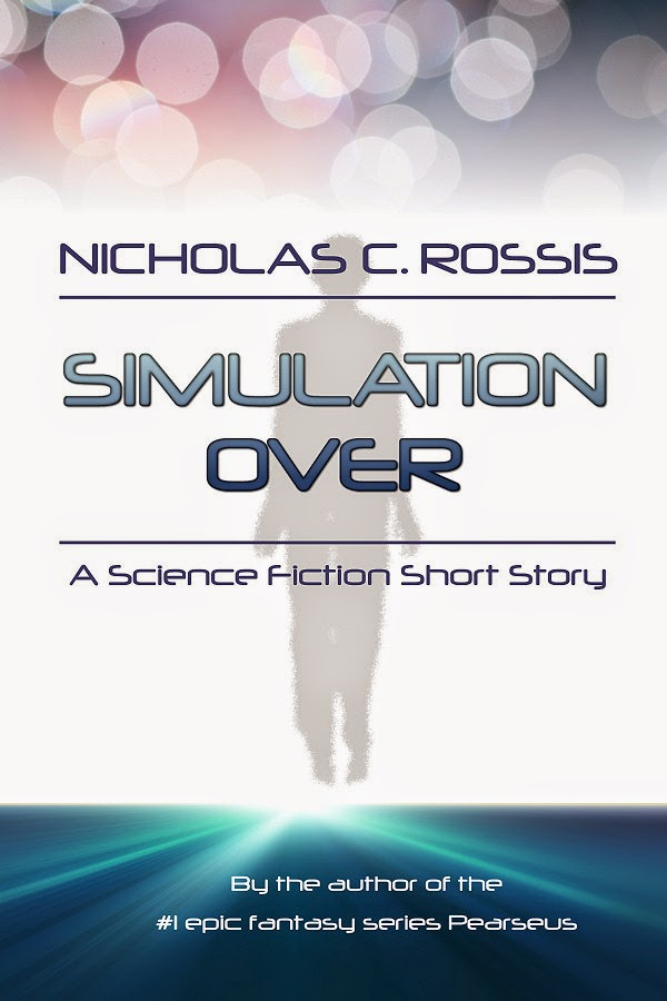 Simulation Over, a free story from The Power of Six by Nicholas C. Rossis