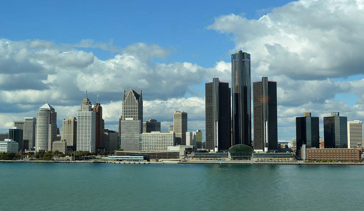Resultado de imagem para Detroit (EUA)