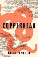 review of Alexi Zentner's Copperhead
