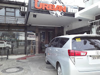 urban inn iloilo front entrance