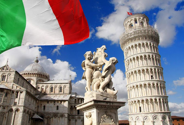 How to move to Italy for work
