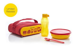 Promo Train Lunch Set dan Doll Lunch Set