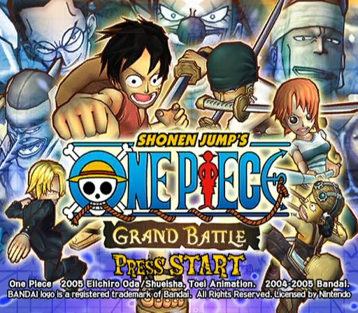 One Piece Grand Battle 2: Chokocat's Anime Video Games: 2160