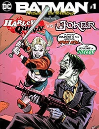 Batman: Prelude to the Wedding: Harley Quinn vs. Joker