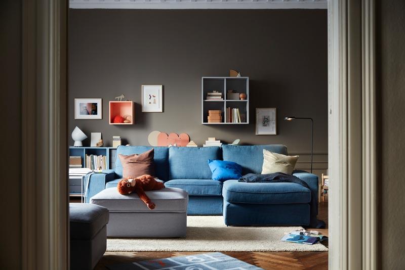 e in arrivo il nuovo catalogo ikea 2019 blog di arredamento e interni dettagli home decor. Black Bedroom Furniture Sets. Home Design Ideas