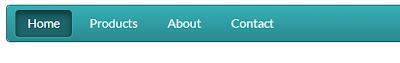 Horizontal Drop Down Menu Widget for Blogger With CSS & HTML