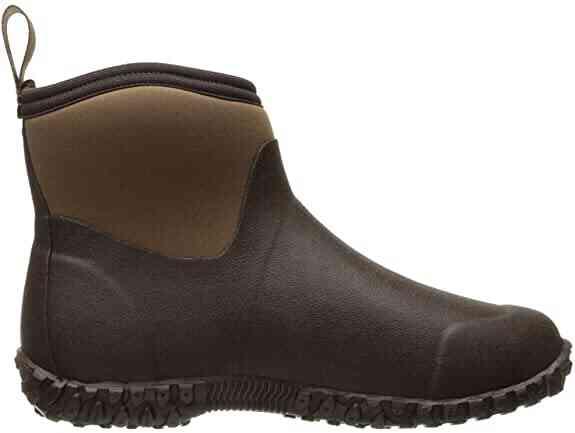 Muck men boots Ankle-Height Men's Rubber Garden Boots Muckster ll