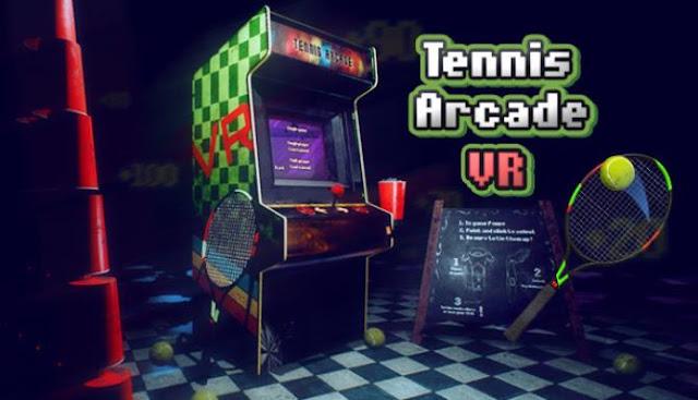 Tennis-Arcade-VR-Free-Download