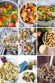 70 Summer Salad Recipe Ideas