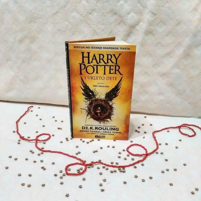 Harry Potter i Ukleto dete - dramski tekst čija je radnja dešava 19 godina kasnije