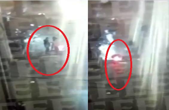 """Video: Así fue como Melissa  del Cártel de La Unión reto envalentonada a """"El Tapón"""" a dispararle tras sacarle un arma, ella quedo muerta en la calle"""