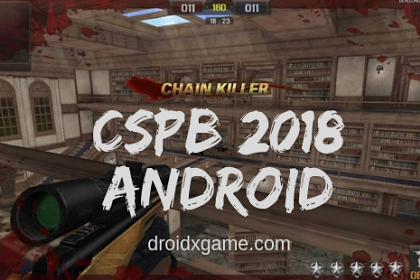 Download CSPB 2018 (Counter Strike Point Blank) Apk + OBB v4.6