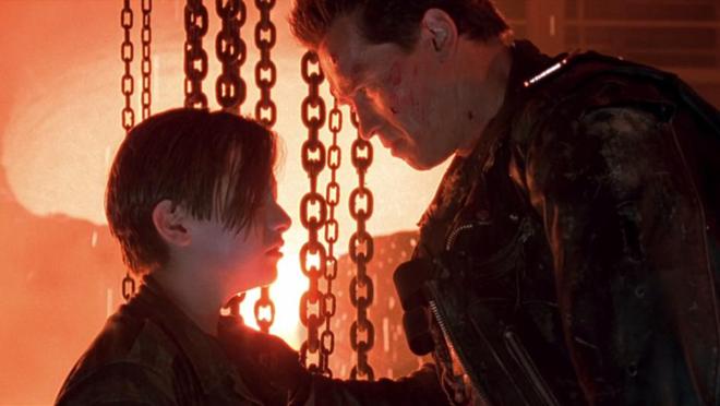 Edward Furlong como John Connor