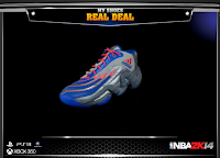 NBA 2K14 Adidas Real Deal