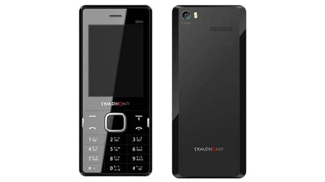 Symphony D54i Flash File Without Password