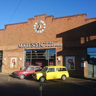 F W Mays building used by Majestic Wine