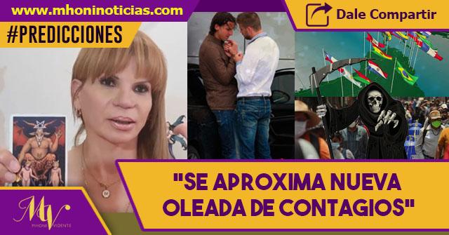 SE APROXIMA nueva oleada de CONTAGIOS.