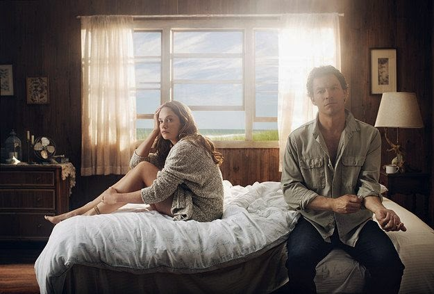 foto protagonistas The Affair