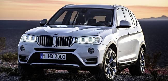 2017 BMW X1, X3, X4, X5, X6, X5 M, X6 M Crossovers Pricing
