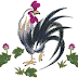 Rare chicken Free Embroidery Design #1167