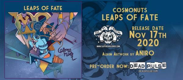COSMONUTS: Επιστρέφουν με νέο άλμπουμ