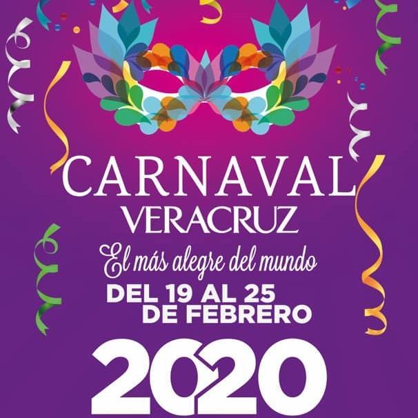Carnaval Veracruz 2020 Artistas