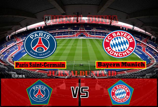 Prediksi Paris Saint-Germain vs Bayern Munich , Rabu 14 April 2021 Pukul 02.00 WIB