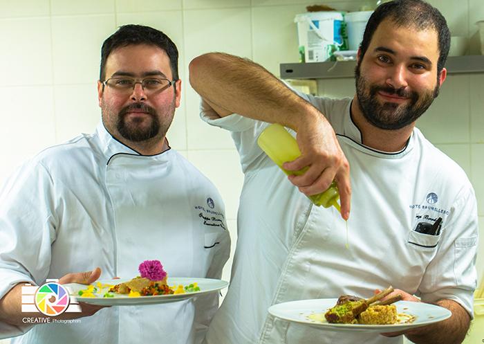 Chef Giuseppe Bonadonna