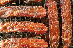 Candied Bacon #dinnerrecipe #food #amazingrecipe