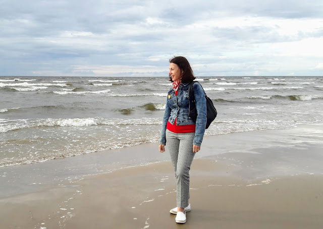 Paras uimaranta Latviassa