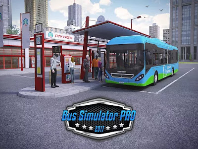 Bus Simulator Pro 2017 v1.2 Mod Apk (Unlimited Money)