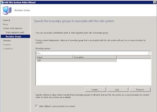 User State Migration Tool (USMT) during OSD Task Sequence SCCM 2012 SP1 7