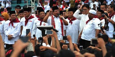 Selamatkan Jakarta ,Gerindra: Jangan sampai DKI kembali jatuh ke orang yang salah !