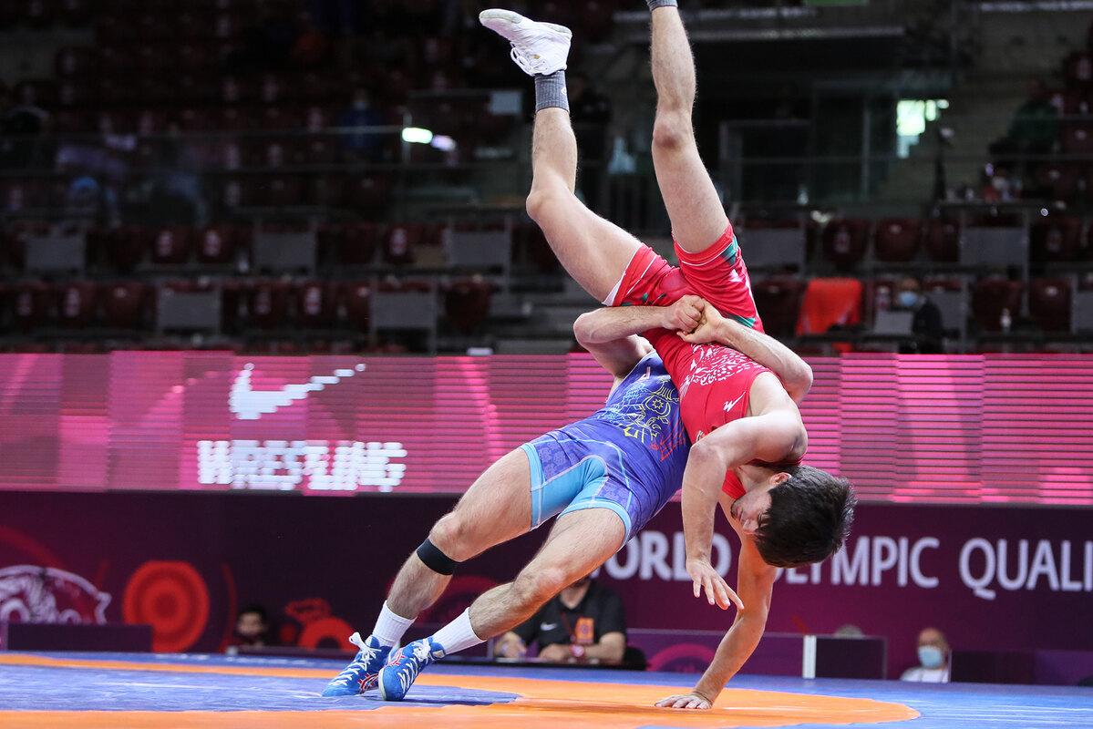 tokyo 2020 olympic qualifying wrestling Luta Greco-Romana