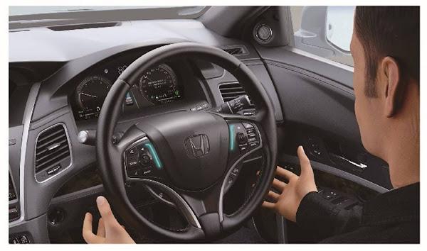2022 Honda Legend autônomo