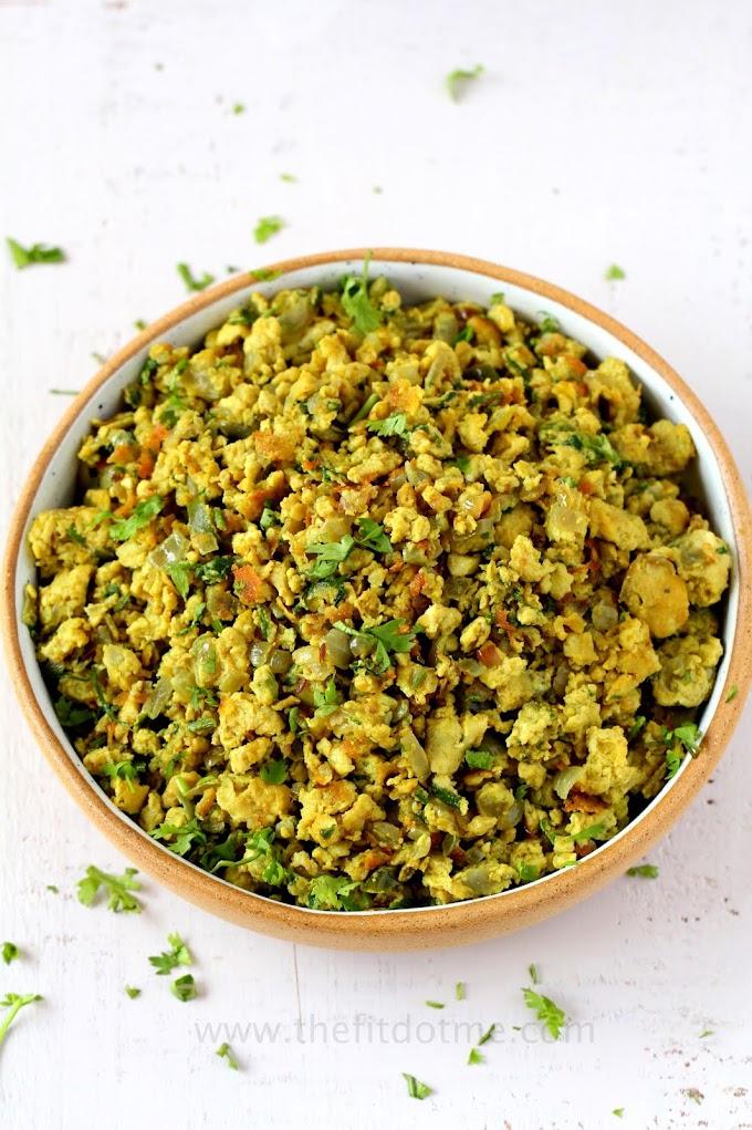 Egg Bhurji Recipe | Anda Bhurji Recipe