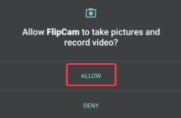 Cara Beralih Kamera Depan dan Belakang saat Merekam Video di Android-2