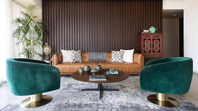 Modern rustic interior design trend