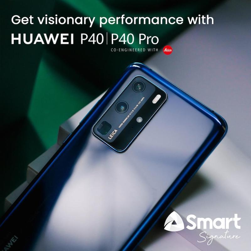 Smart Huawei P40 Pro