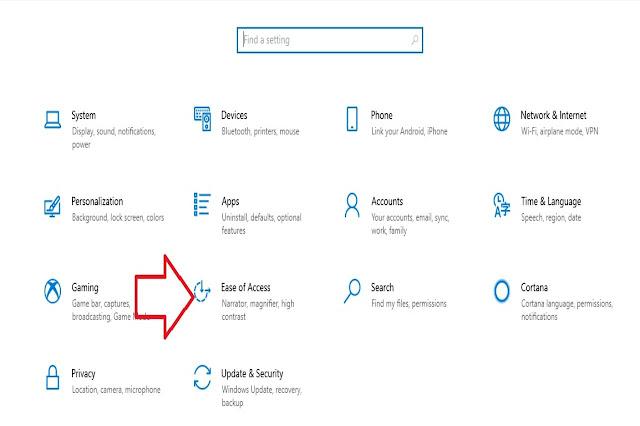 Windows 10 On-Screen Keyboard