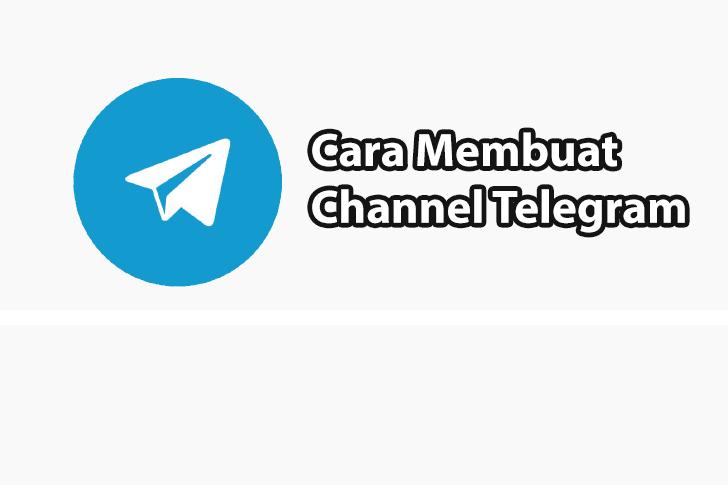 Cara Membuat Channel Telegram