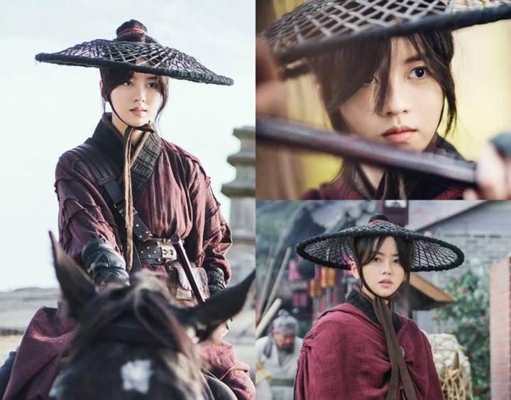 Yeom Ga Jin si pembunuh bayaran Cheonjubang