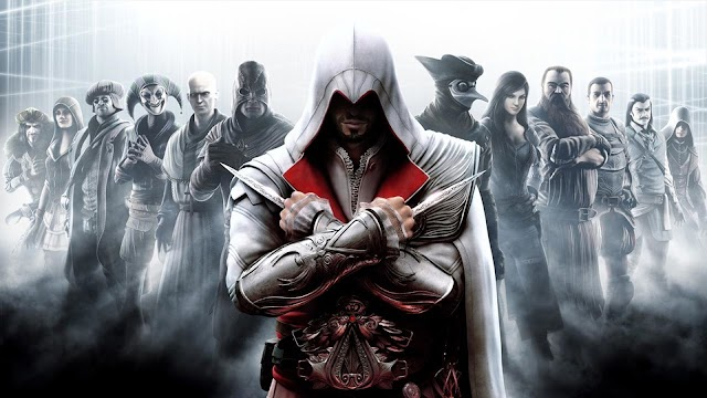 Download Assassin's Creed Brotherhood Highly Compressed PC || in Parts