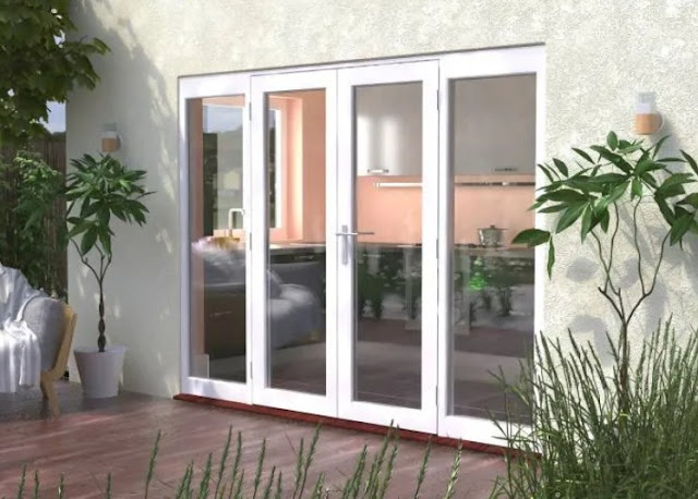 classic-white-french-patio-doors-with-sidelights
