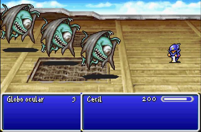 Final Fantasy IV Advance - Español - Captura 3