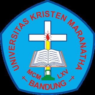 Lambang Universitas Kristen Maranatha / Catatan Adi