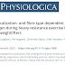 Exercício de resistência de longa duração não é a única maneira de esgotar o glicogênio muscular.