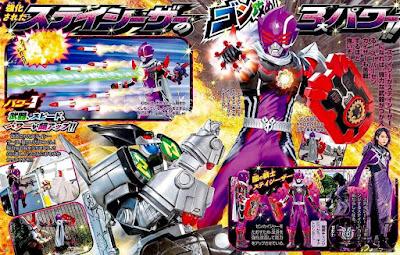 Kikai Sentai Zenkaiger - Stacy Returns With More Power!