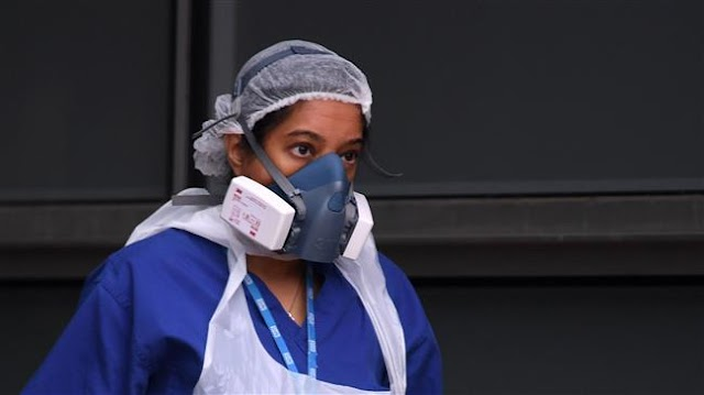 Doctors warn UK coronavirus protective equipment shortages worsening